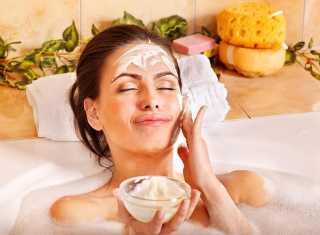 Особенности маски ботокс из крахмала: рецепт для сухой кожи